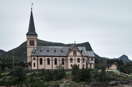 Lofoten Kathedrale