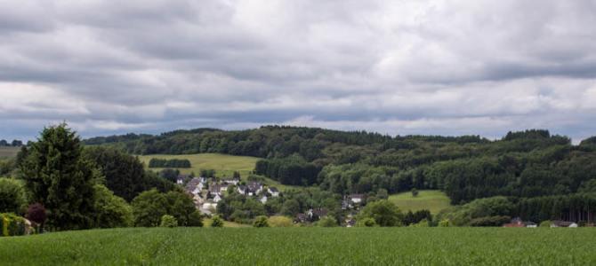 Von Wiehl über den Panoramasteig nach Bielstein