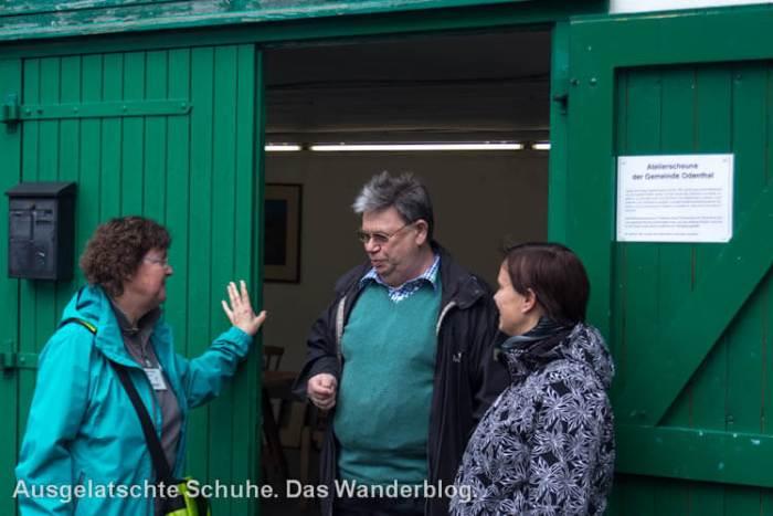 Künstlerscheune im Odenthal