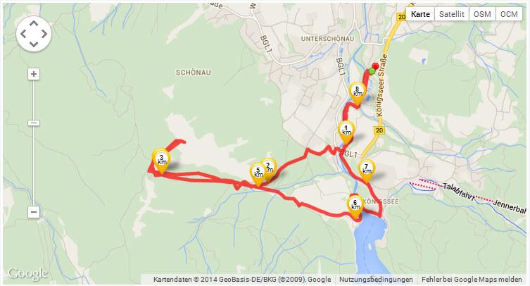 GPS-Track-Gruenstein