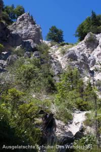 Wanderweg Grünstein