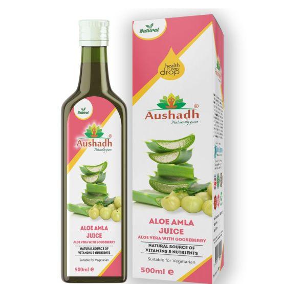 Aloevera Amla Juice 500mL