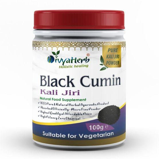 Black Cumin Kali Jiri Powder