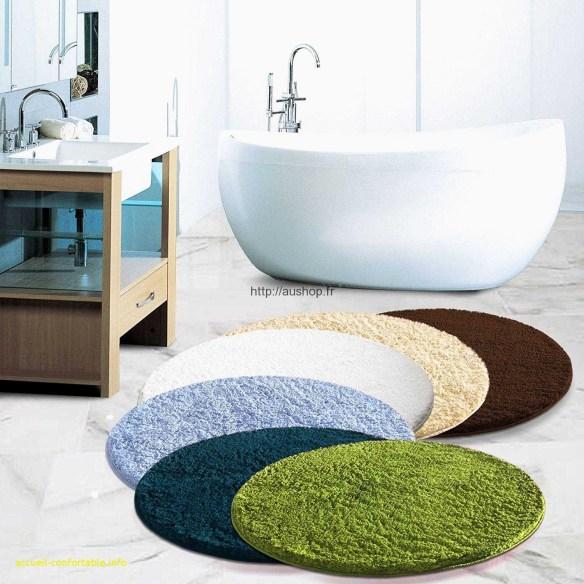 Tapis salle de bain design pas cher, tapis de bain original coloré