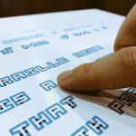 font Braille NEUE