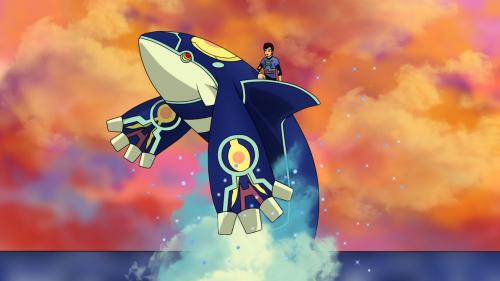 Primal Kyogre - Twitch Training800 - AuSLove.TV