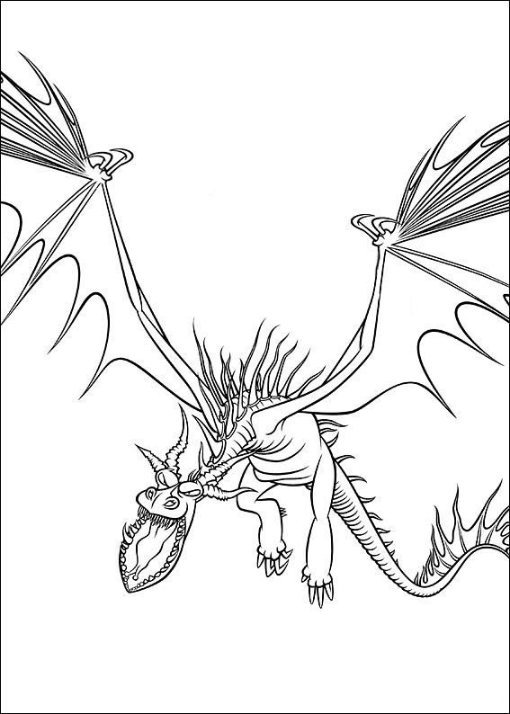 Ausmalbilder Drachenzhmen Leicht Gemacht 18 Ausmalbilder