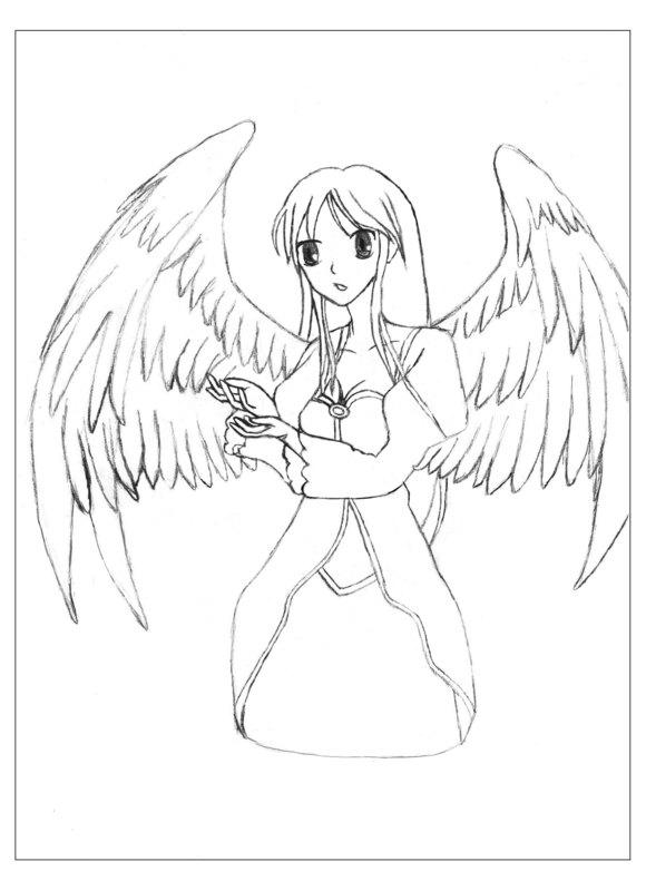 Manga Anima Ausmalbilder Fr Erwachsene Kostenlos Zum