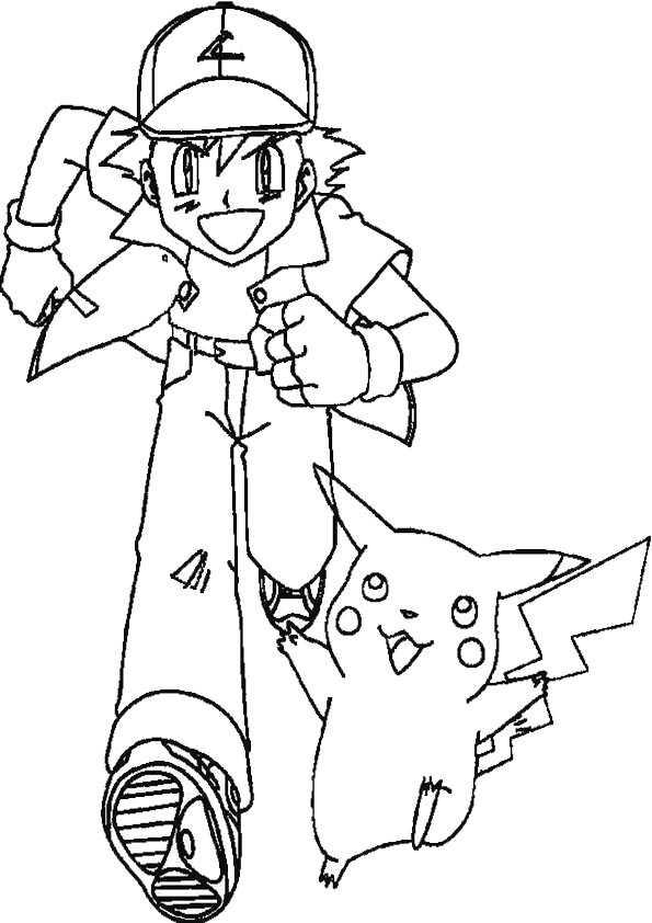 Ausmalbilder Kostenlos Pokemon 6 Ausmalbilder Kostenlos