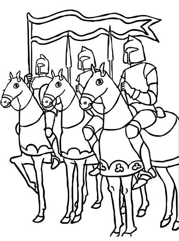 Ausmalbilder Kostenlos Ritter 15 Ausmalbilder Kostenlos