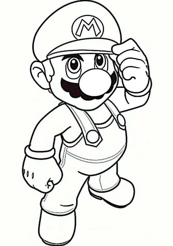 Ausmalbilder Kostenlos Mario 14 Ausmalbilder Kostenlos