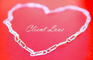 Show your client love