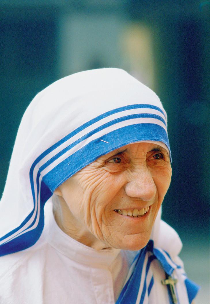 ASDE 062 - Bienheureux les miséricordieux avec Mère Teresa - Au Souffle de  l'Esprit