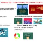 auspicious blockchain and agile