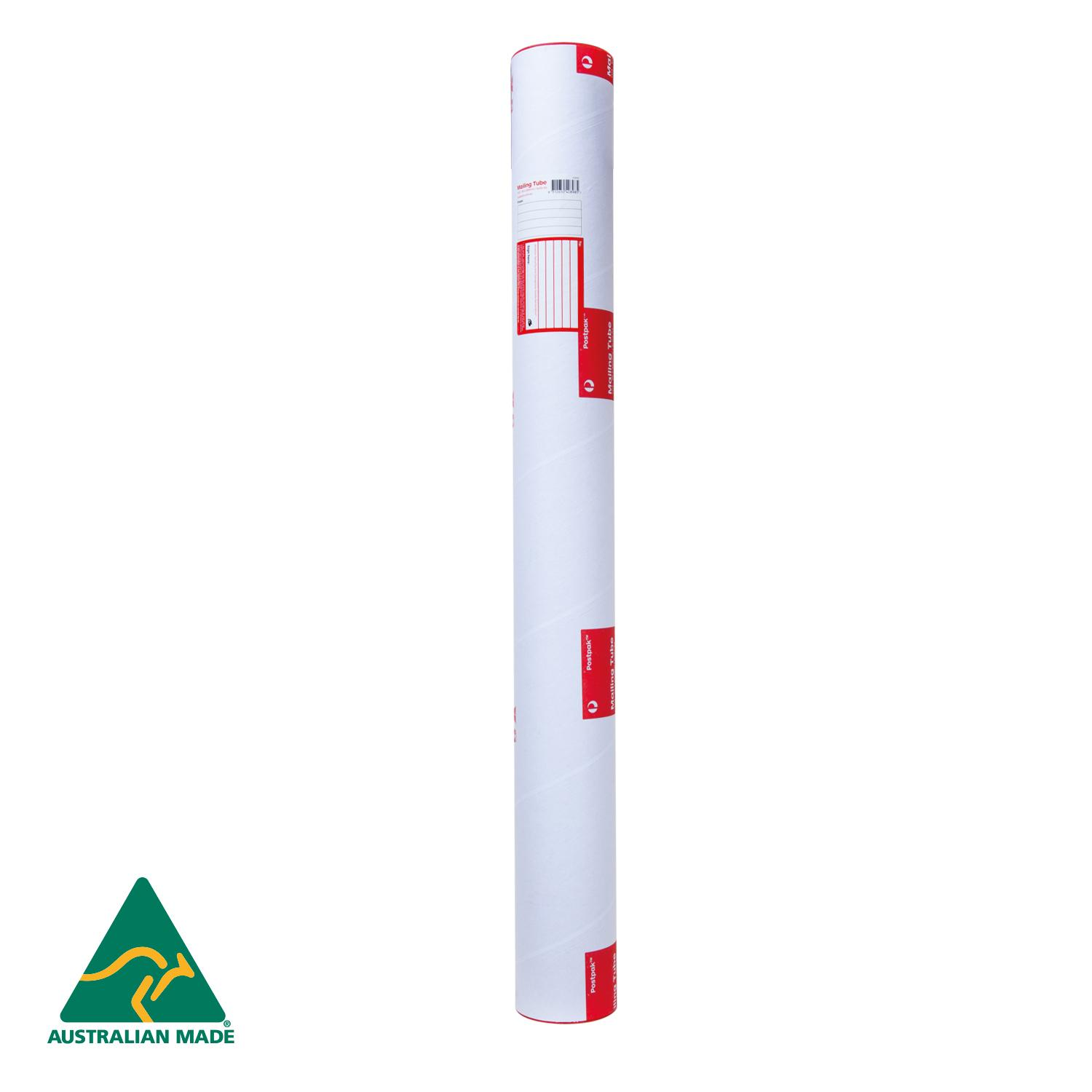 mailing tubes large 90 x 850mm 16 pack