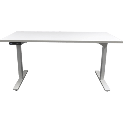 Eclipse Tranquilo Electric Sit and Stand Desk 1800 x 750 - ETE1875 front