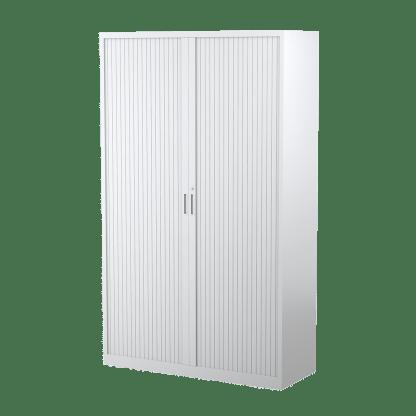 STEELCO Tambour Door Cabinet 2000H x 1200W x 463D - 5 Shelves-WS
