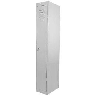 SteelCo Steel Locker, Single Door, 305mm W