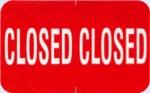 Closed Labels