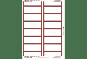 Ausrecord Index labels, Brown