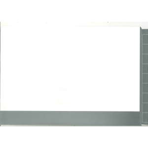 2D grey colour flap and spine file