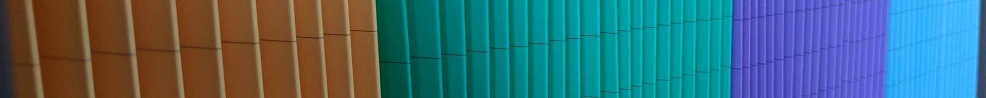 Ausrecord colour coded files