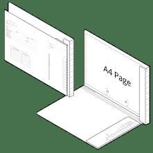 Printed Medical Files