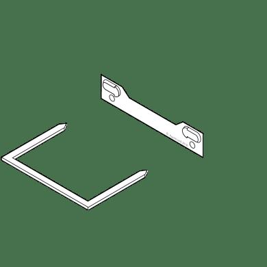 Traditional Tube Clip no base