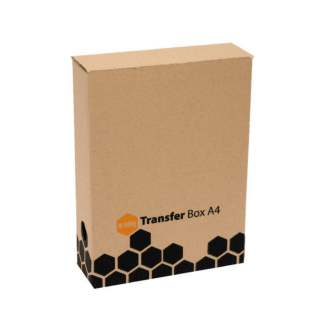80068 Marbig Transfer Box A4 upright