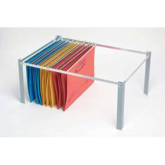 crystalfile suspension filing frame-square