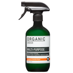 Organic Choice MultiPurpose cleaner lemongrass & australian myrtle