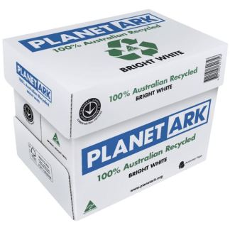 planet ark paper carton 2500 sheets