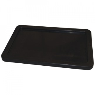 lid for 52lt black storage tub lid only