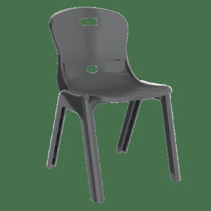 Eclipse Lynx Poly Chair - Slate 455h