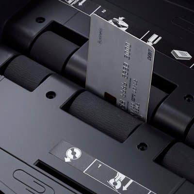 Rexel Auto+ 300M shredder cds credit cards