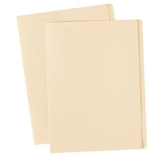 avery dennison corporation buff manilla folders 81502