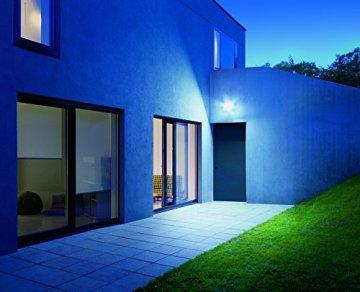 Steinel Sensor LED-Strahler XLED Home bietet hochwertige Außenbeleuchtung