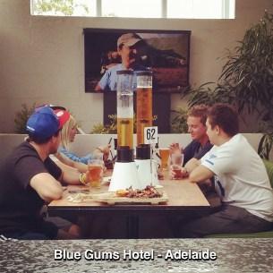 Blue Gums, Adelaide