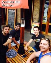 Cookies Bar, Sydney
