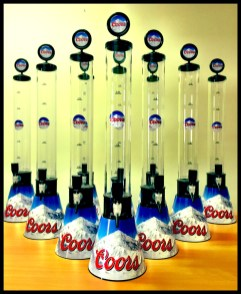 Coors Beer Towers