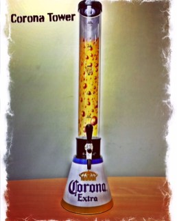 Corona Beer Tube