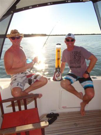 Fishing refreshments