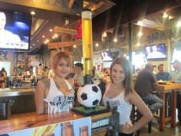 Soccer Ball - Bar