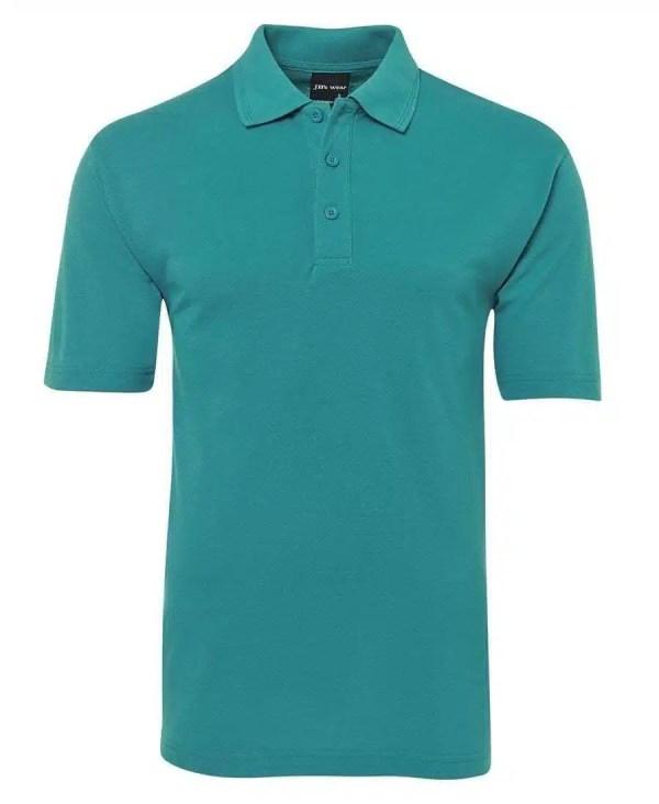 Polo Shirts - Jade