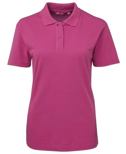 Ladies Polo - Hot Pink