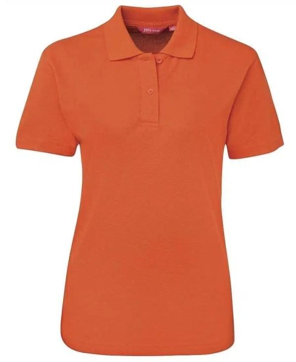 Ladies Polo - Orange