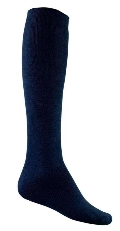 Bamboo Extra Long Thick Work Socks - Navy