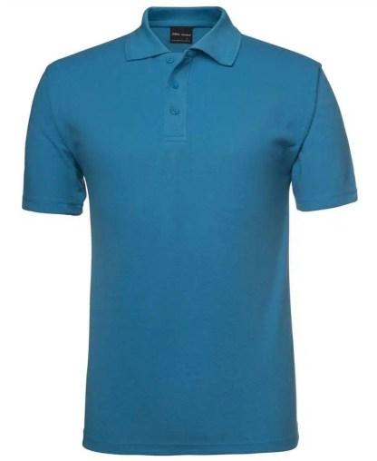 Polo Shirt Aqua