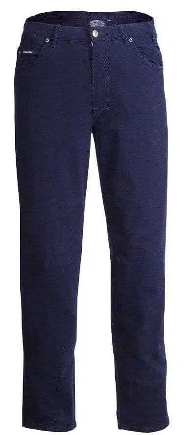 Pilbara Jeans Cotton Stretch ink Navy