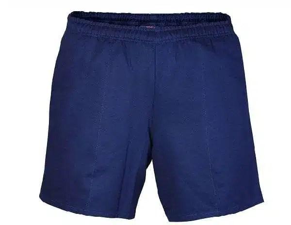 Ritemate Rugby Shorts - Long Navy